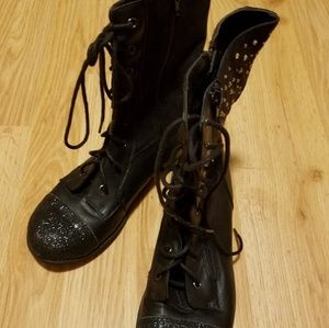 Girls Justice Boots